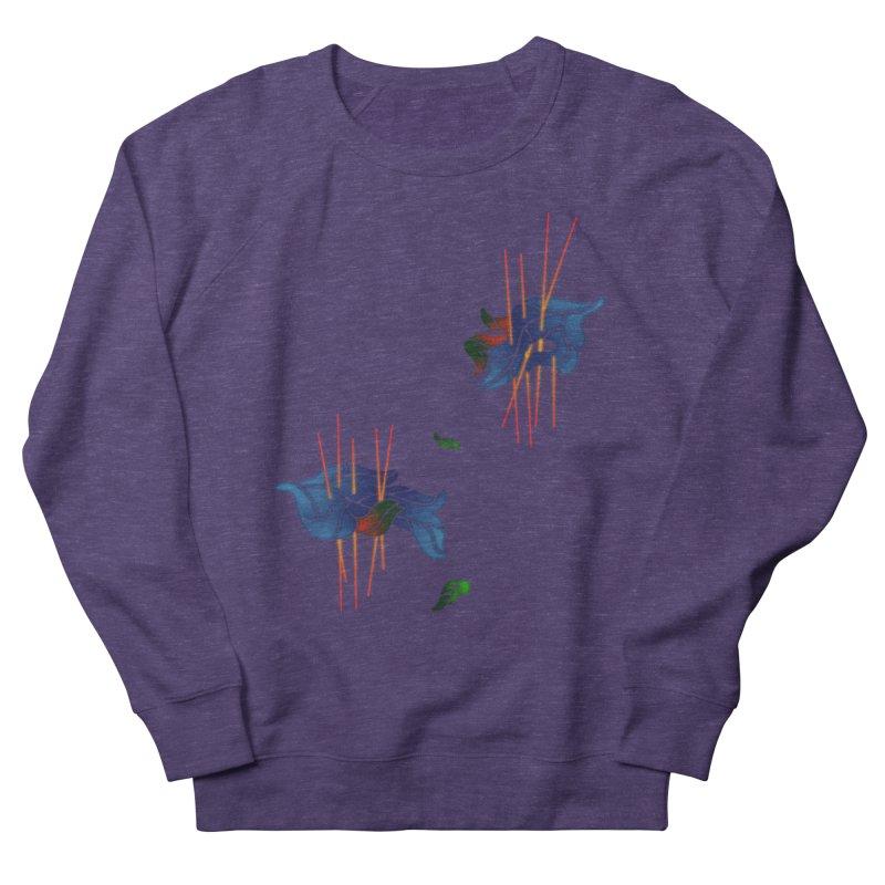 nature's love Men's Sweatshirt by okik's Artist Shop