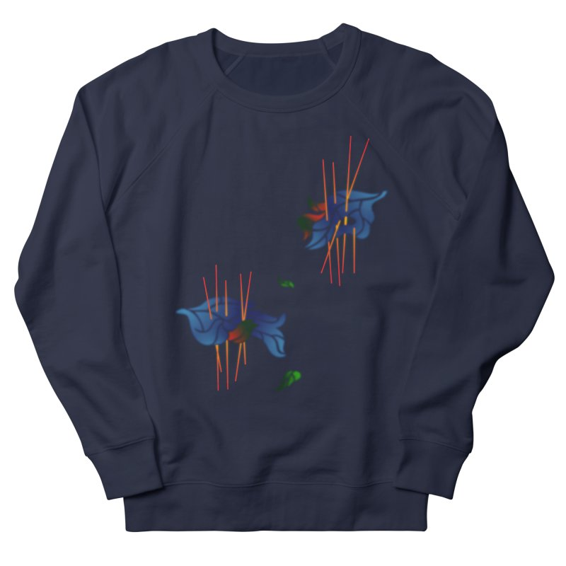 nature's love Men's Sweatshirt by okik's Artist Shop