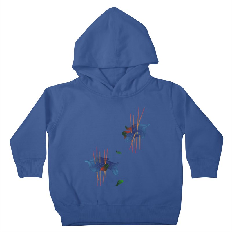 nature's love Kids Toddler Pullover Hoody by okik's Artist Shop