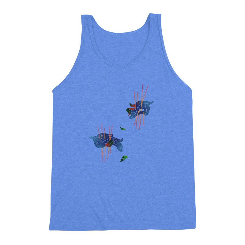 nature's love Men's Triblend Tank by okik's Artist Shop