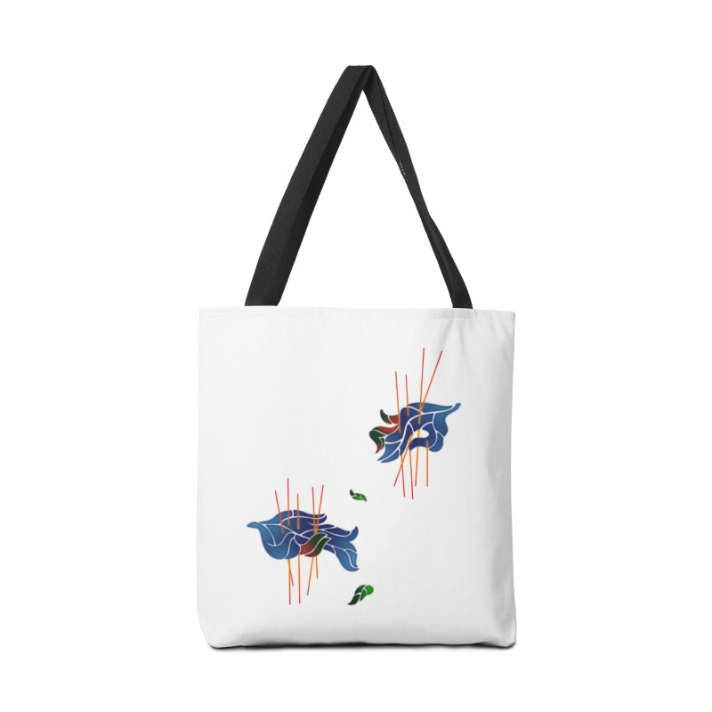 nature's love Accessories Bag by okik's Artist Shop