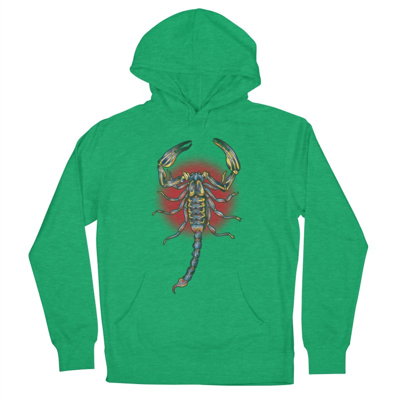 sting me Women's French Terry Pullover Hoody by okik's Artist Shop