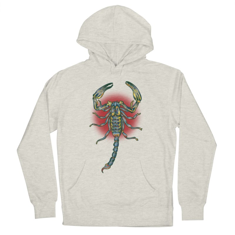 sting me Men's French Terry Pullover Hoody by okik's Artist Shop