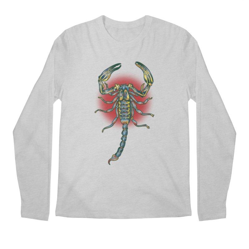 sting me Men's Regular Longsleeve T-Shirt by okik's Artist Shop