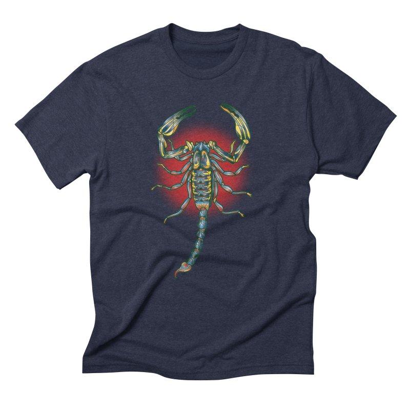 sting me Men's Triblend T-Shirt by okik's Artist Shop