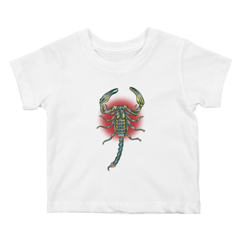 sting me Kids Baby T-Shirt by okik's Artist Shop