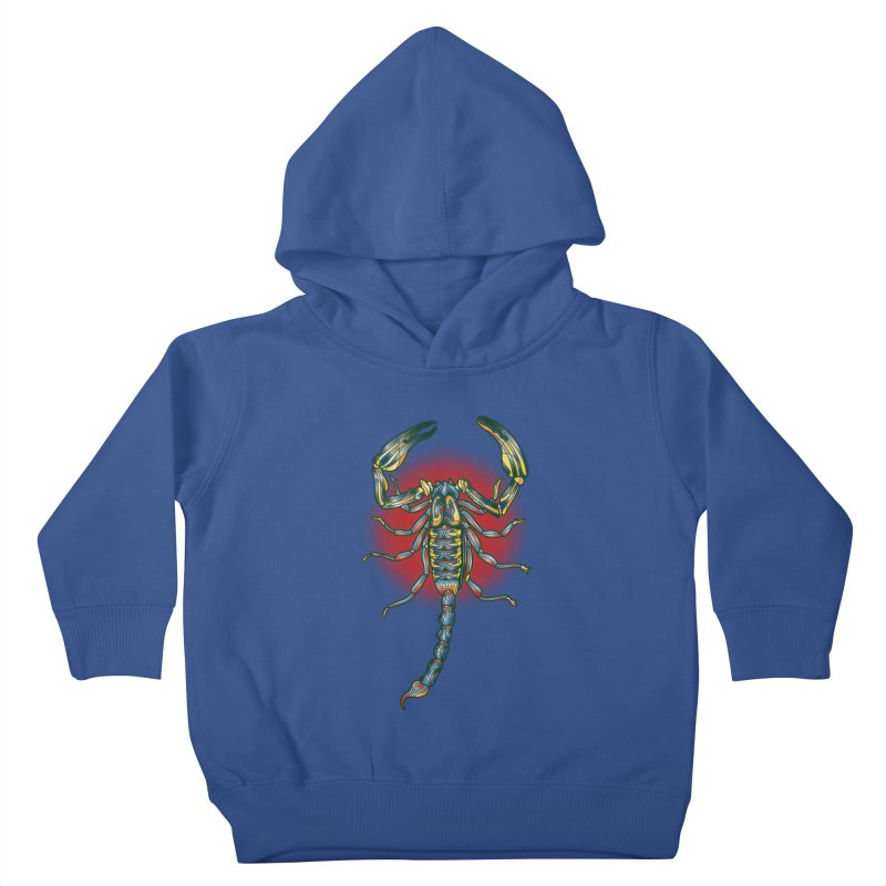 sting me Kids Toddler Pullover Hoody by okik's Artist Shop