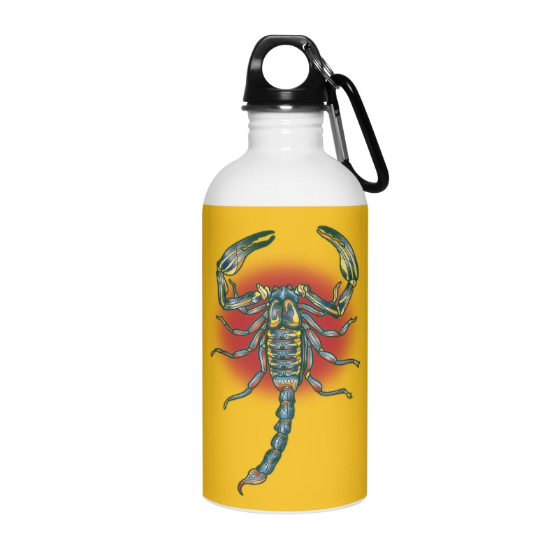 sting me Accessories Water Bottle by okik's Artist Shop