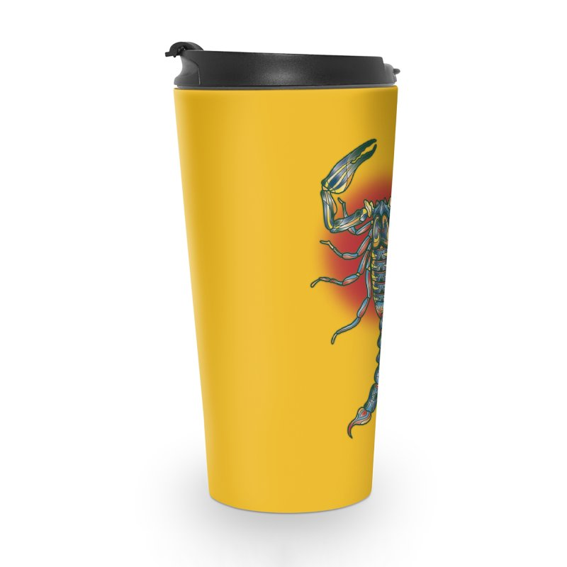 sting me Accessories Travel Mug by okik's Artist Shop