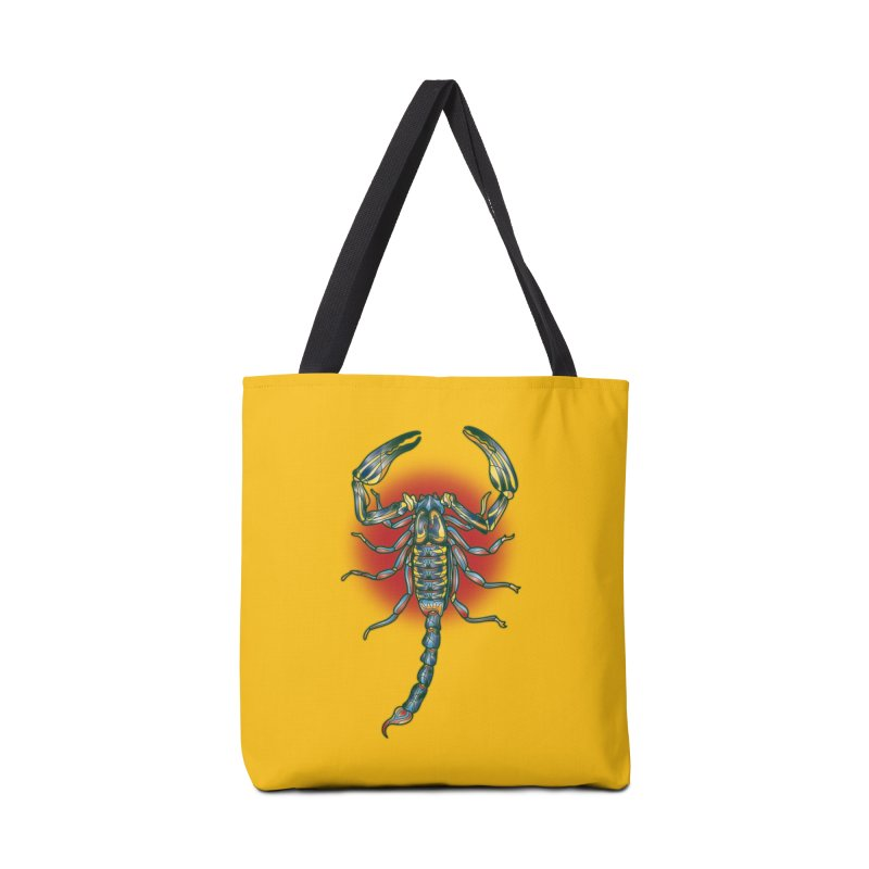 sting me Accessories Bag by okik's Artist Shop