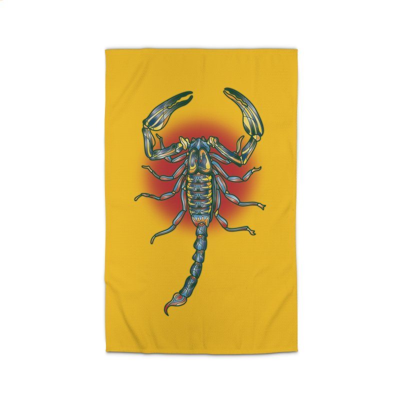 sting me Home Rug by okik's Artist Shop