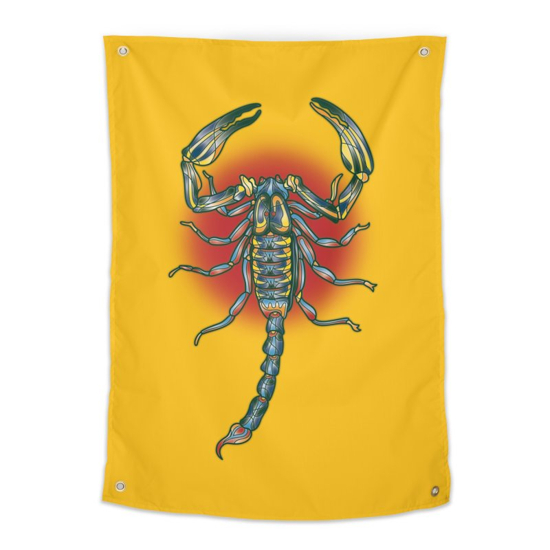 sting me Home Tapestry by okik's Artist Shop