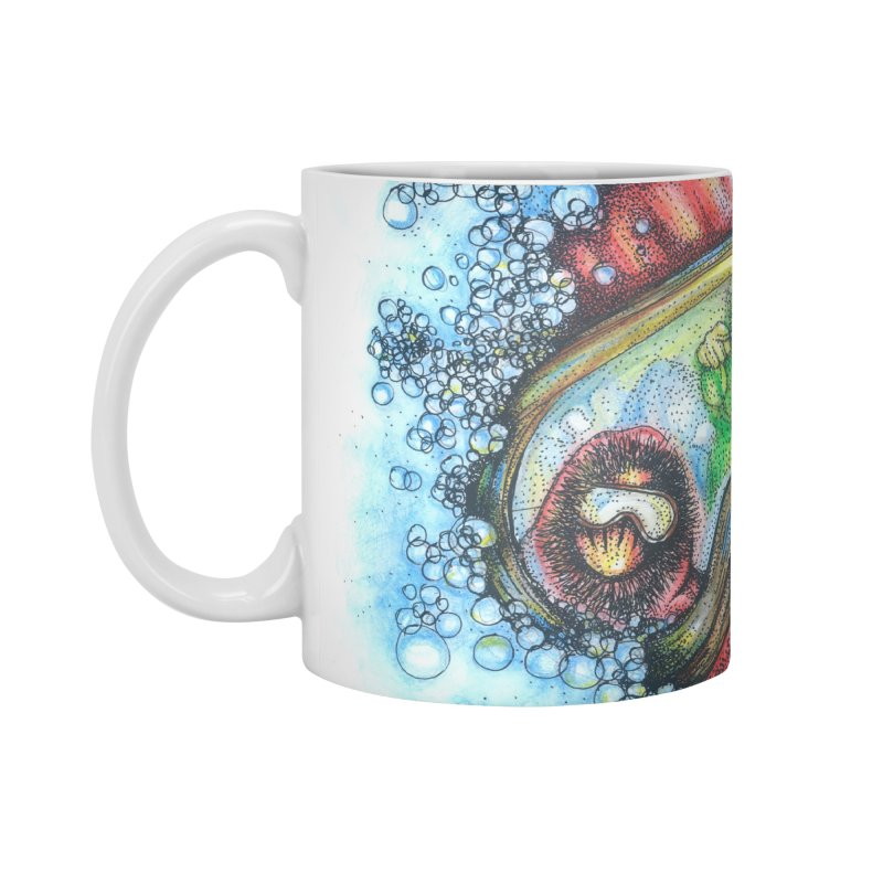 survivor Accessories Standard Mug by okik's Artist Shop
