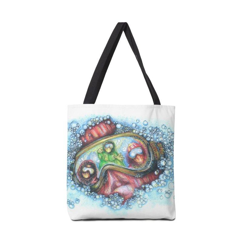 survivor Accessories Tote Bag Bag by okik's Artist Shop