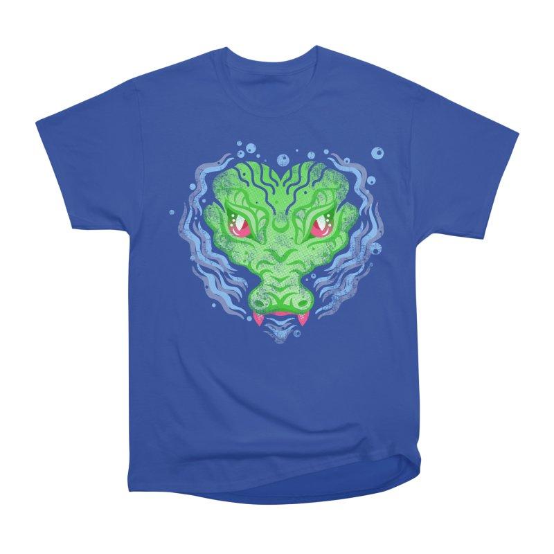 luv u 2 death Women's Heavyweight Unisex T-Shirt by okik's Artist Shop