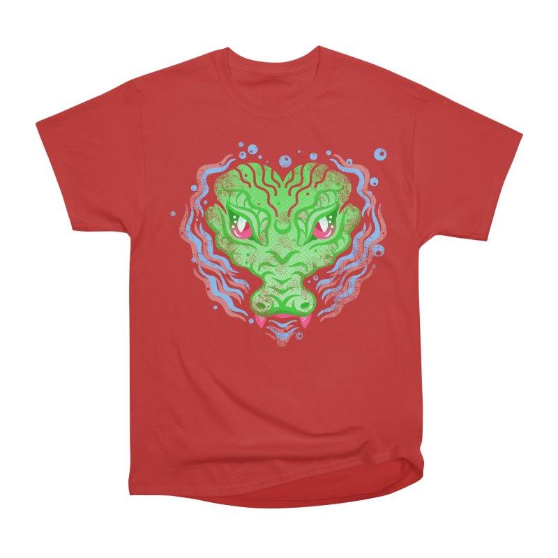 luv u 2 death Men's Heavyweight T-Shirt by okik's Artist Shop