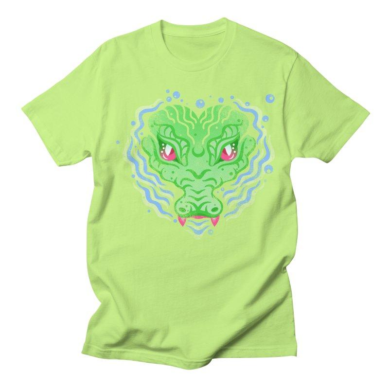 luv u 2 death Women's Regular Unisex T-Shirt by okik's Artist Shop