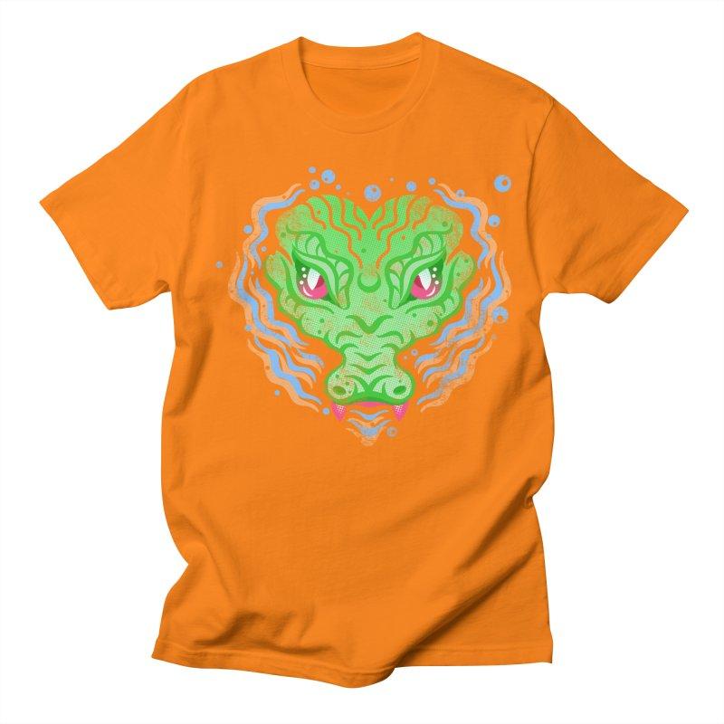 luv u 2 death Men's Regular T-Shirt by okik's Artist Shop