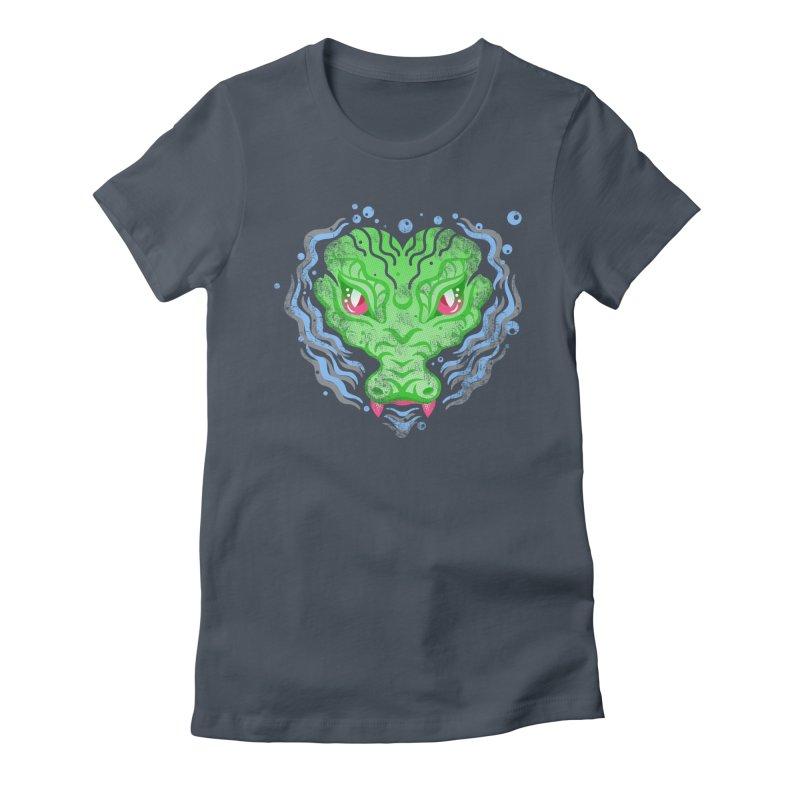 luv u 2 death Women's T-Shirt by okik's Artist Shop