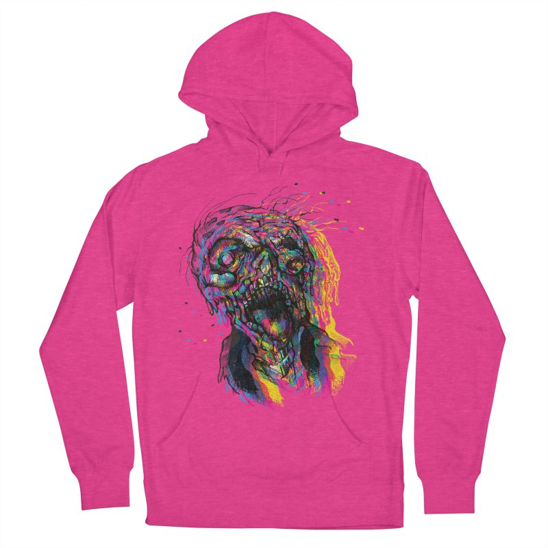 apokalipz now! Women's French Terry Pullover Hoody by okik's Artist Shop