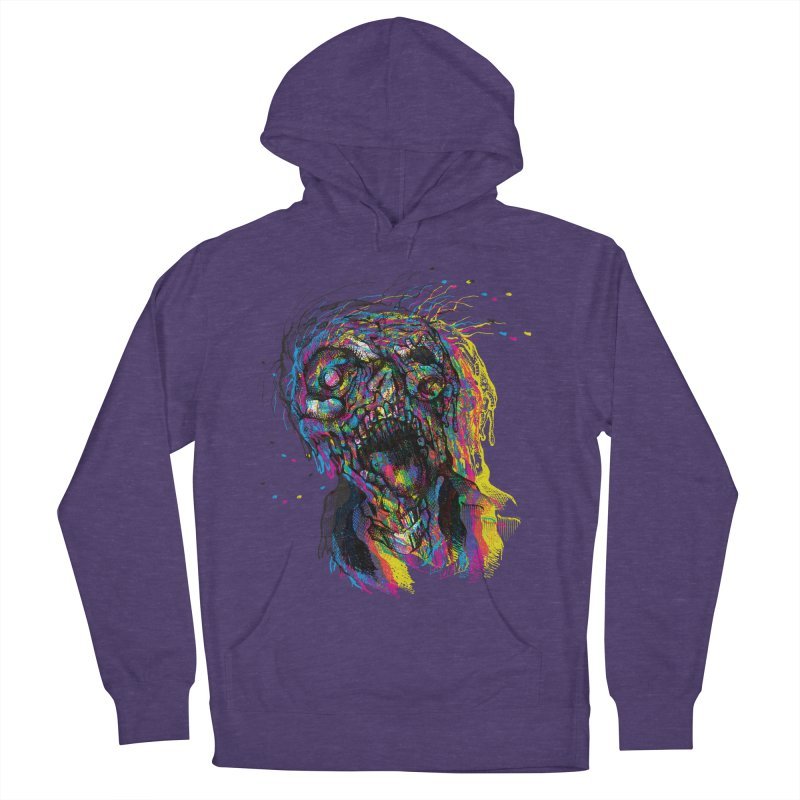 apokalipz now! Men's French Terry Pullover Hoody by okik's Artist Shop