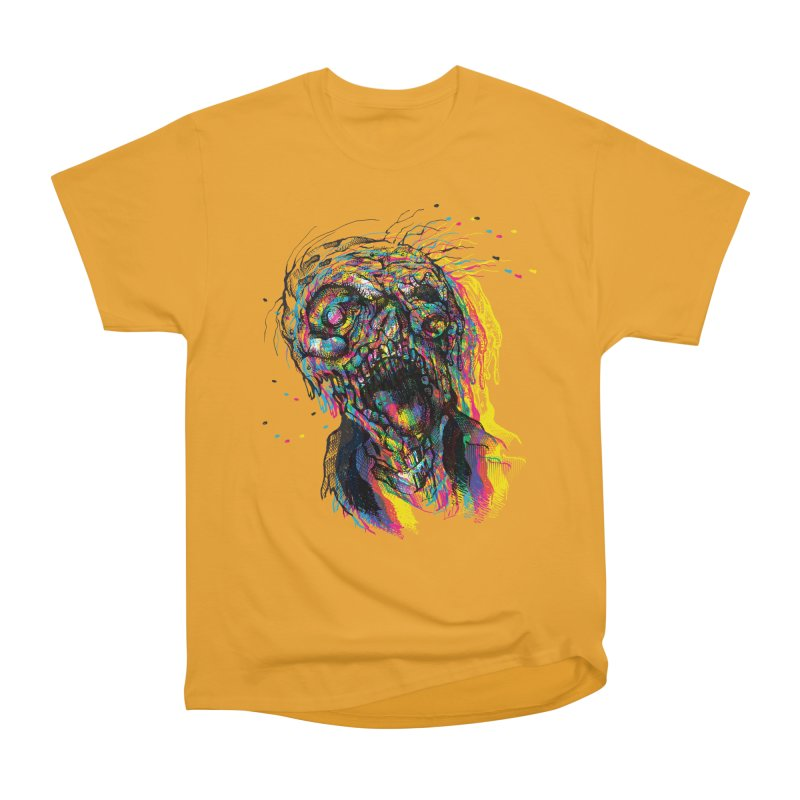 apokalipz now! Women's Heavyweight Unisex T-Shirt by okik's Artist Shop