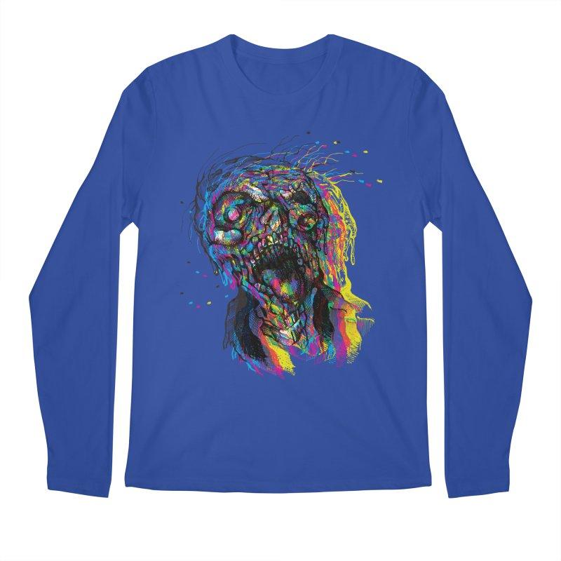 apokalipz now! Men's Longsleeve T-Shirt by okik's Artist Shop