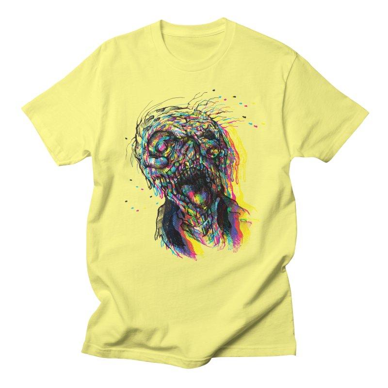 apokalipz now! Men's Regular T-Shirt by okik's Artist Shop