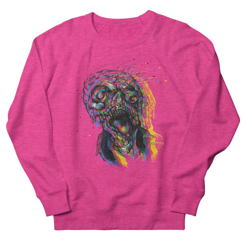 apokalipz now! Men's French Terry Sweatshirt by okik's Artist Shop