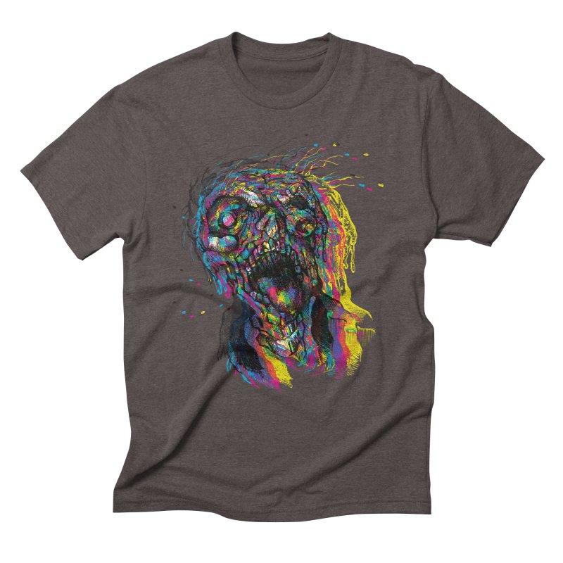 apokalipz now! Men's Triblend T-Shirt by okik's Artist Shop