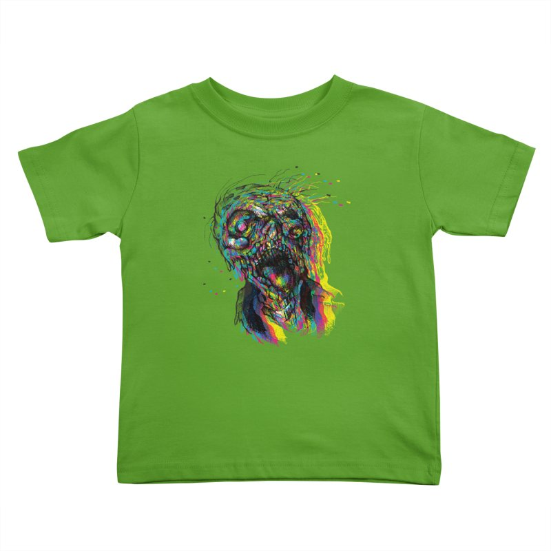 apokalipz now! Kids Toddler T-Shirt by okik's Artist Shop