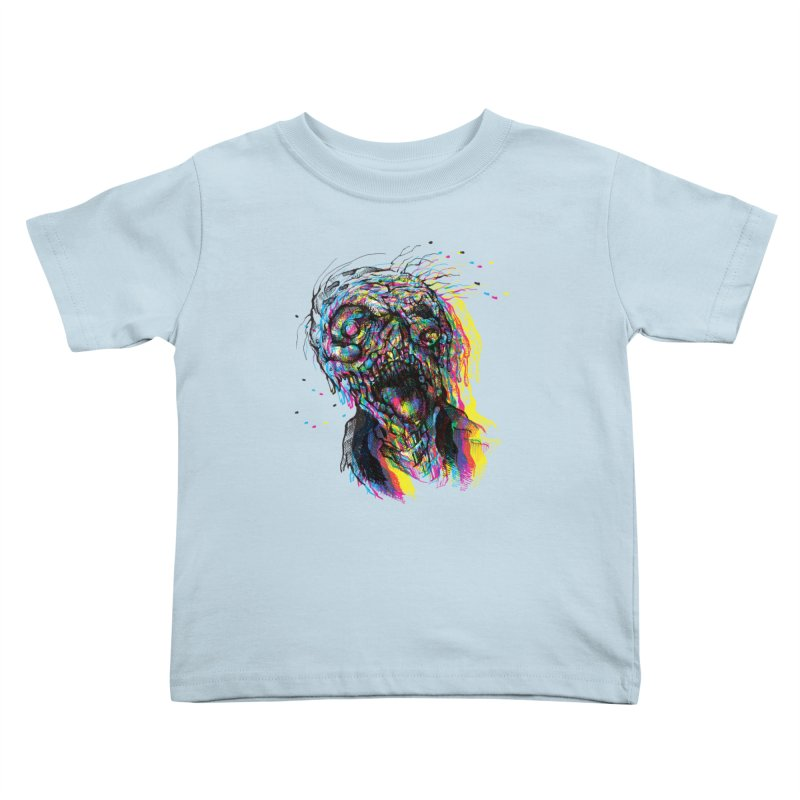 apokalipz now! Kids Toddler T-Shirt by okik's Artist Shop