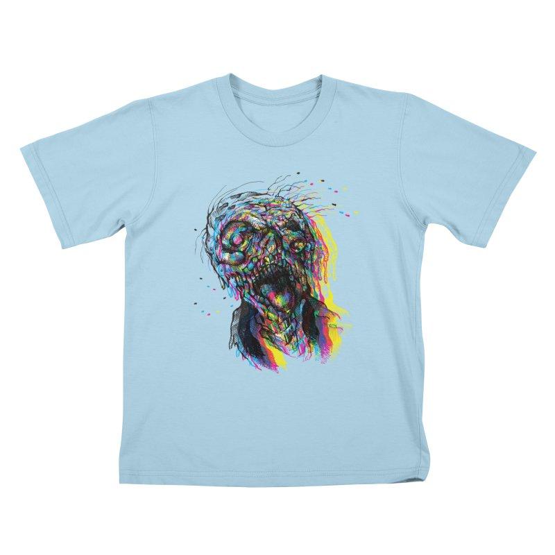 apokalipz now! Kids T-Shirt by okik's Artist Shop