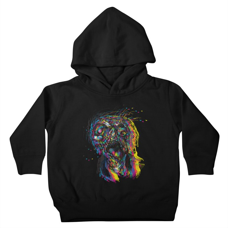 apokalipz now! Kids Toddler Pullover Hoody by okik's Artist Shop