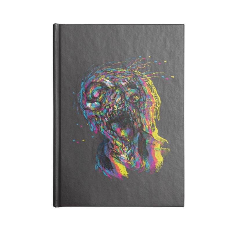 apokalipz now! Accessories Lined Journal Notebook by okik's Artist Shop