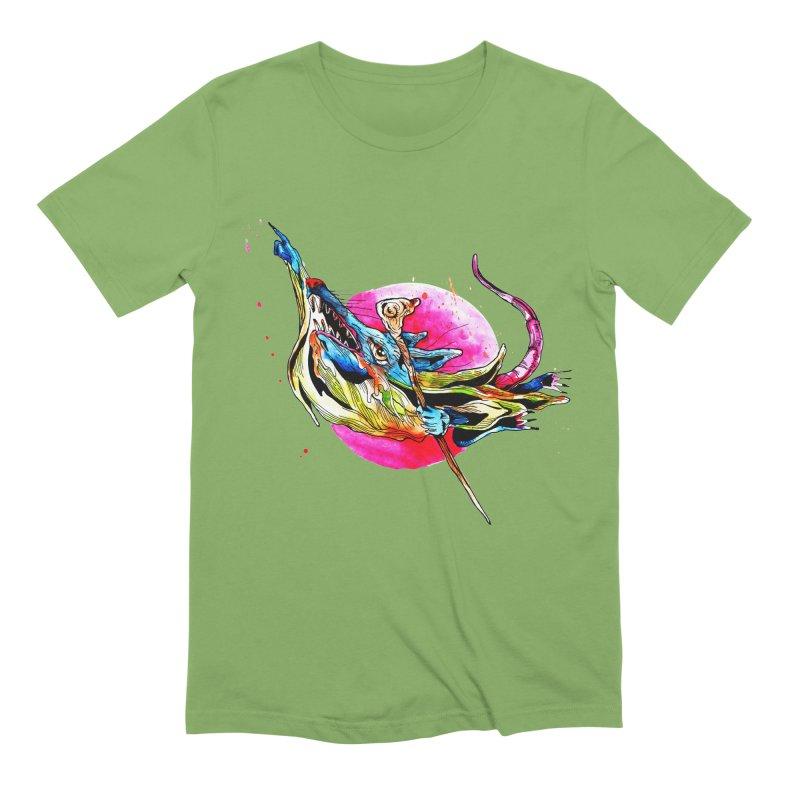 yo! Men's Extra Soft T-Shirt by okik's Artist Shop