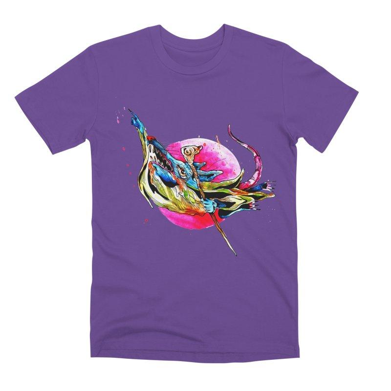 yo! Men's Premium T-Shirt by okik's Artist Shop