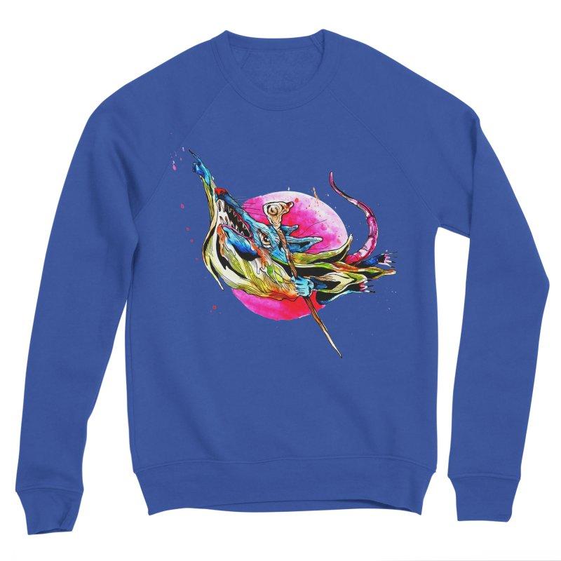 yo! Men's Sponge Fleece Sweatshirt by okik's Artist Shop