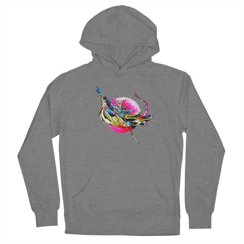 yo! Women's Pullover Hoody by okik's Artist Shop