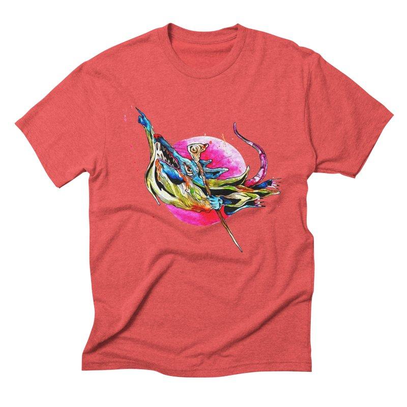 yo! Men's Triblend T-Shirt by okik's Artist Shop