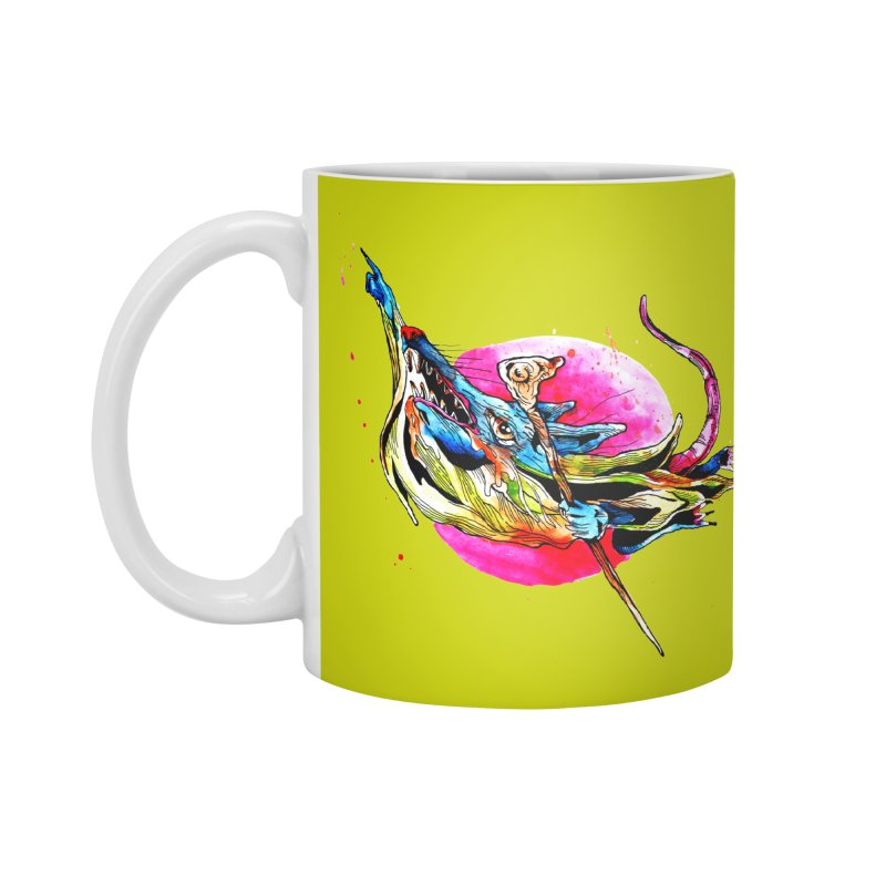 yo! Accessories Standard Mug by okik's Artist Shop