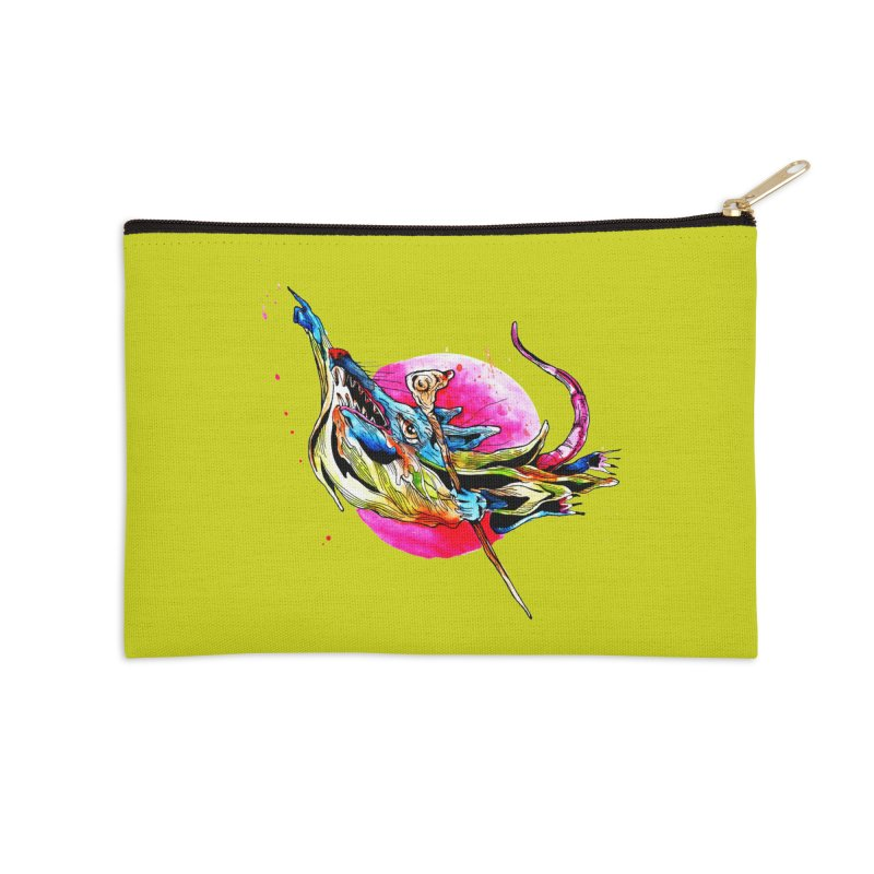 yo! Accessories Zip Pouch by okik's Artist Shop