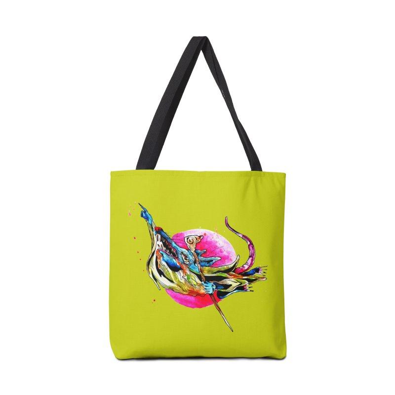 yo! Accessories Tote Bag Bag by okik's Artist Shop