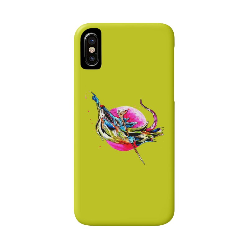 yo! Accessories Phone Case by okik's Artist Shop