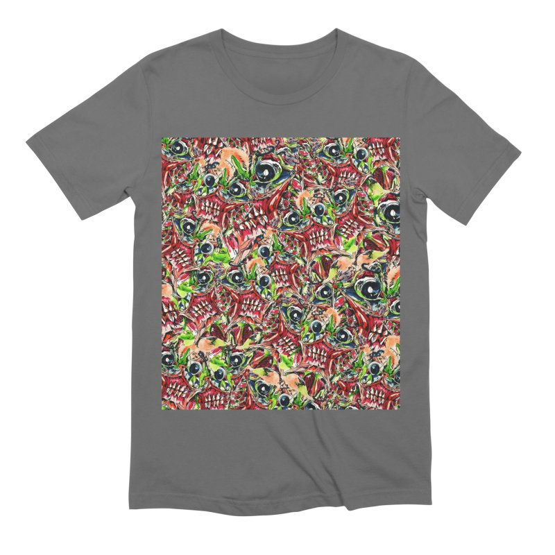 full teeth Men's T-Shirt by okik's Artist Shop