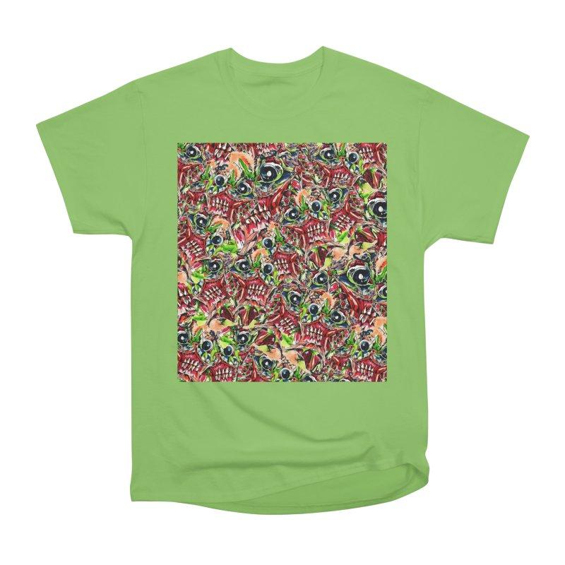 full teeth Men's Heavyweight T-Shirt by okik's Artist Shop