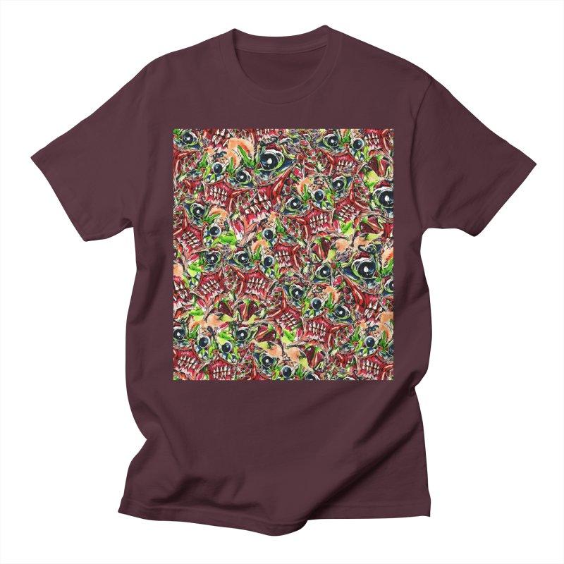 full teeth Women's Regular Unisex T-Shirt by okik's Artist Shop