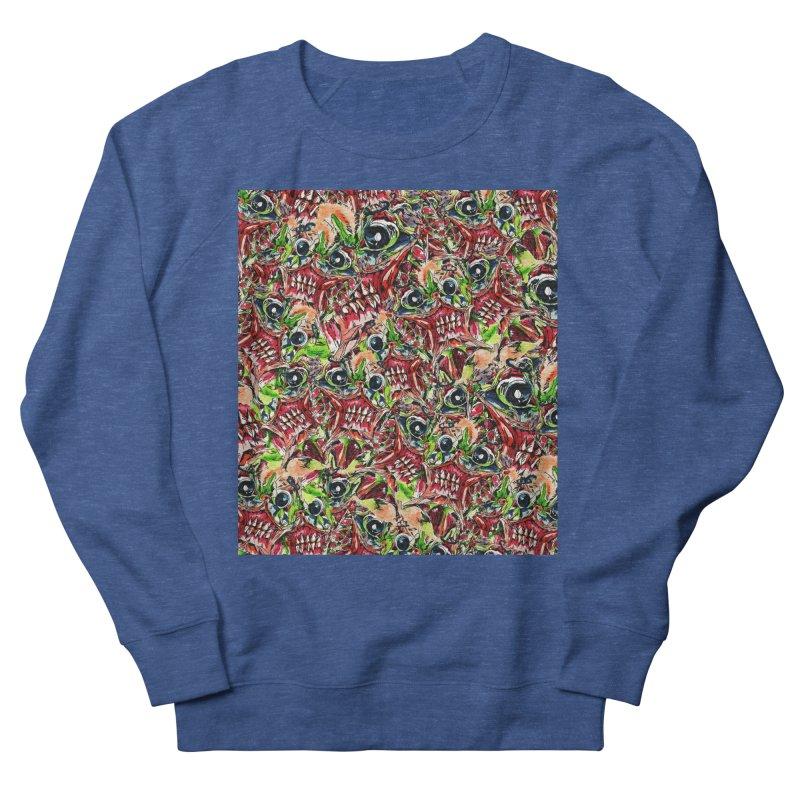 full teeth Men's Sweatshirt by okik's Artist Shop