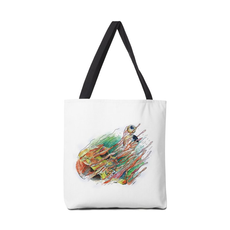 fade out Accessories Tote Bag Bag by okik's Artist Shop