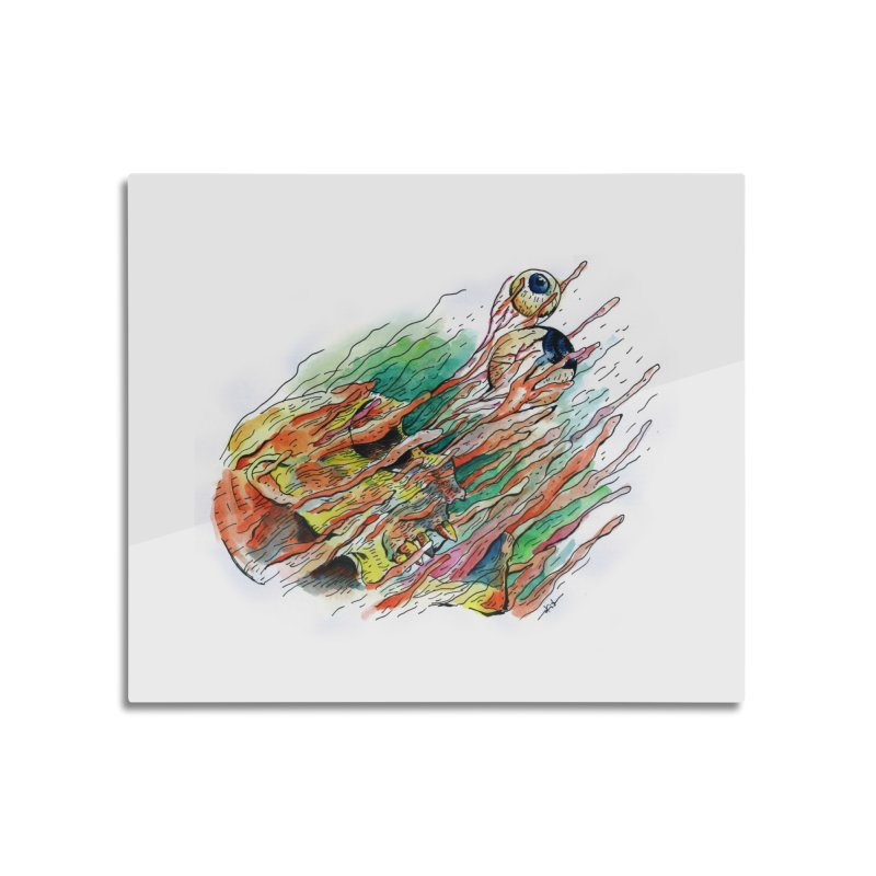 fade out Home Mounted Acrylic Print by okik's Artist Shop